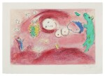 MARC CHAGALL | SPRINGTIME IN THE MEADOW (M. 314; SEE C. BKS. 46)