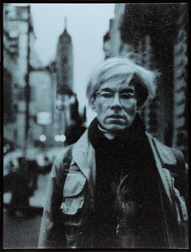 View 2. Thumbnail of Lot 108. Andy Warhol, NYC.