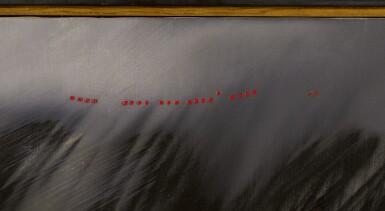 View 3. Thumbnail of Lot 276. FERNANDO ZOBEL 費南度·索培爾 | LOS GRAJOS IV 寒鴉 IV.