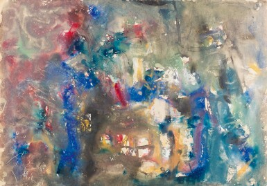 View 2. Thumbnail of Lot 155. ANATOLY ZVEREV | Two Compositions.