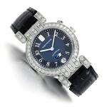 Harry Winston | Lady's diamond wristwatch, 'Premier'