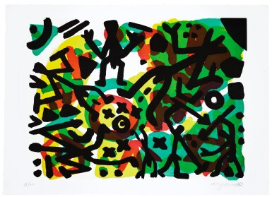 View 2. Thumbnail of Lot 3.  A. R. PENCK | BERLIN SUITE.