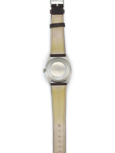 View 4. Thumbnail of Lot 364. ROLEX   EXPLORER, REF 5504, STAINLESS STEEL WRISTWATCH, CIRCA 1958.