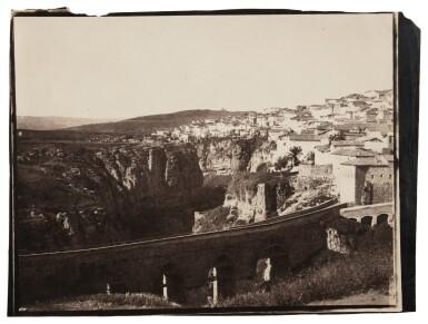 View 2. Thumbnail of Lot 53. El-Kantara Bridge, Constantine, Algeria.