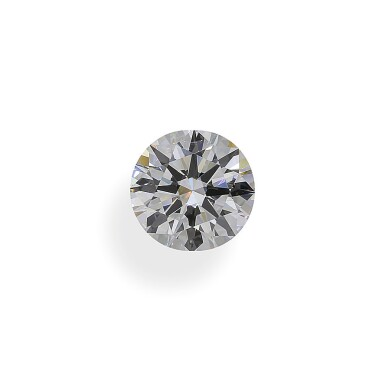 A 2.02 Carat Round Diamond, F Color, VVS1 Clarity