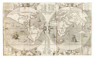 View 1. Thumbnail of Lot 7. MONTANUS. Antiquitatum iudicarum libri IX. Leyde, 1593. In-4 Rel. de l'époque à froid. 1ère et seule éd. séparée .