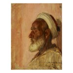 HENRY OSSAWA TANNER | UNTITLED (A WATER CARRIER)