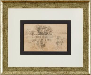 View 2. Thumbnail of Lot 4555. Planting Rice   栽種稻米的草圖.