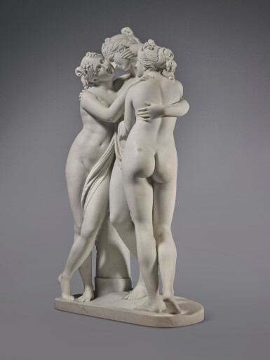 View 2. Thumbnail of Lot 218. The Three Graces.