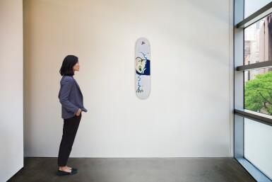 View 3. Thumbnail of Lot 9018. 奈良美智 x 村上隆 YOSHITOMO NARA X TAKASHI MURAKAMI   滑板 Skate Deck .