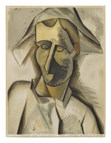 AFTER PABLO PICASSO   UNTITLED