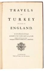 Chishull | Travels in Turkey, 1747