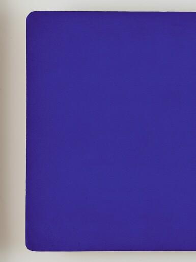 View 2. Thumbnail of Lot 33.  YVES KLEIN   UNTITLED BLUE MONOCHROME (IKB 108).