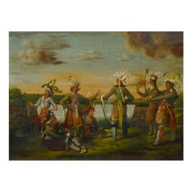 JOHN LEE DOUGLAS MATHIES   SENECA VETERANS OF THE WAR OF 1812