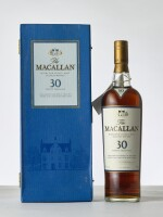 The Macallan 30 Year Old Sherry Oak NV (1 BT70)