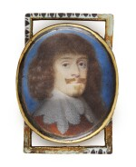 Portrait of Prince William V of Hessen-Kassel (1602-1637)