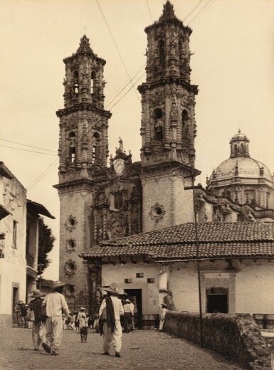 View 7. Thumbnail of Lot 7. EDMOND HAMEL | PHOTOGRAPHS FROM AROUND MEXICO CITY, 1903-1919.