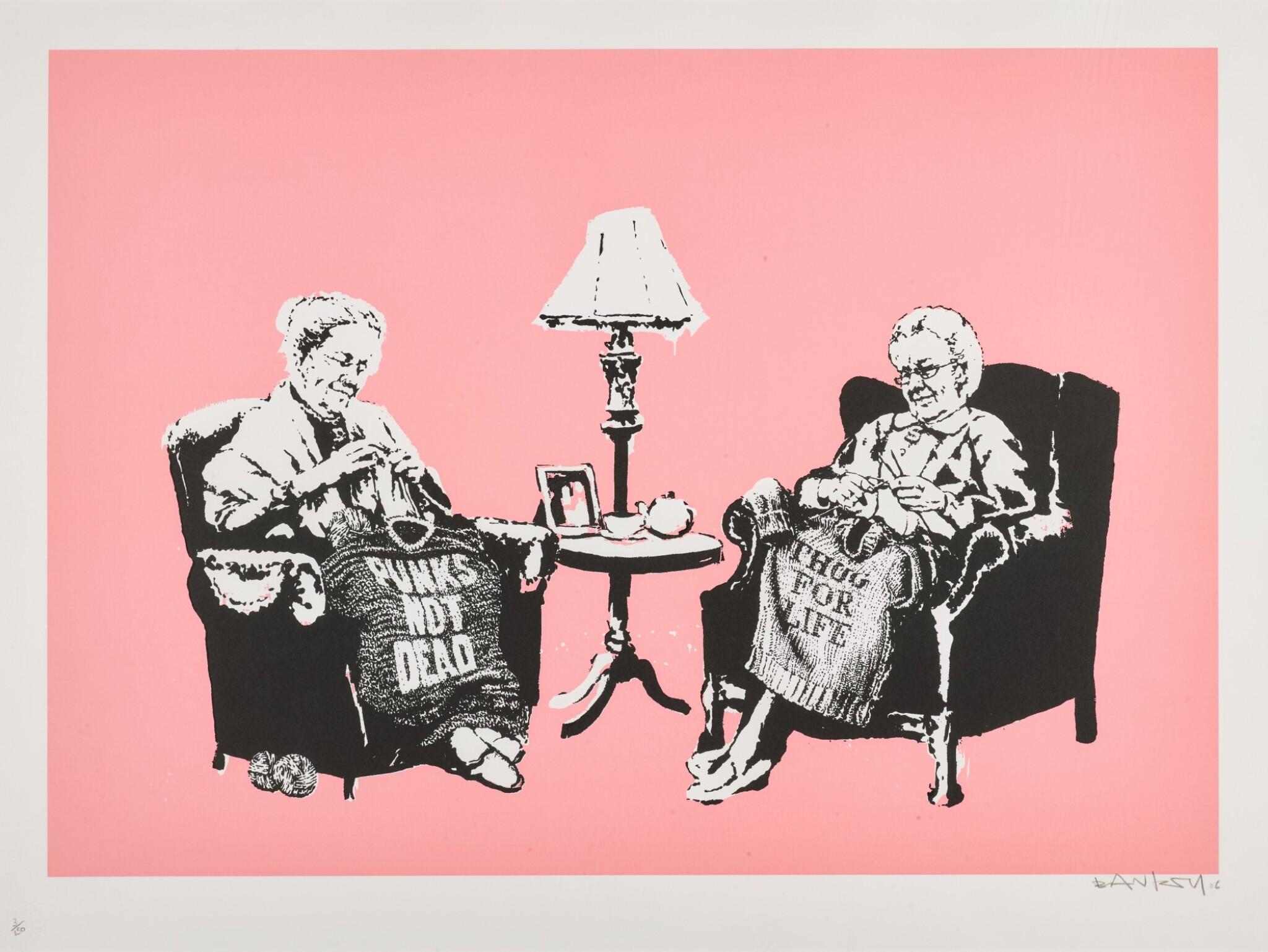 View full screen - View 1 of Lot 6. Grannies.