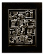 LOUISE NEVELSON | CITY SPACE SCAPE III