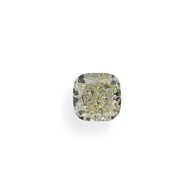 A 1.14 Carat Cushion-Cut Diamond, W-X Color, VS1 Clarity