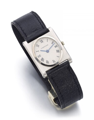 GOLD WRISTWATCH | CARTIER