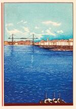 Schmied and Morand. Paysages méditerranéens. 1933. 4to. original wrappers