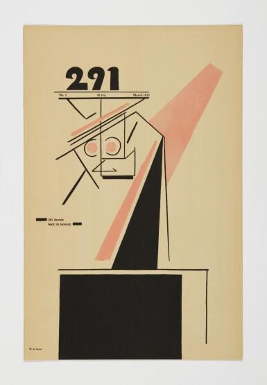ALFRED STIEGLITZ, EDITOR  |  '291'