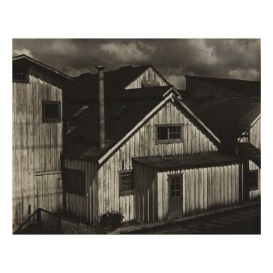 ALMA LAVENSON | 'CANNERY BLDGS, MONTEREY'
