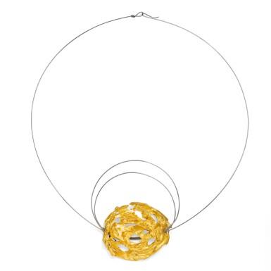Takis, Necklace [Collier], 'Météorite'
