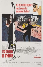 TO CATCH A THIEF (1955) POSTER, US