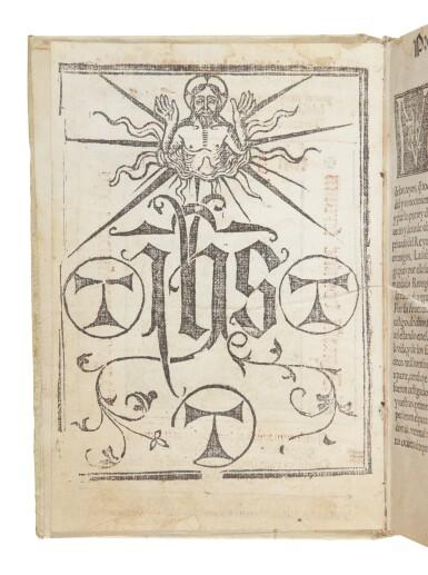View 3. Thumbnail of Lot 2199. [MEXICAN INCUNABLE] Vocabulario de Alonso Molina. México, Juan Pablos, 1555.