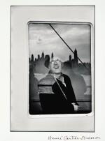 HENRI CARTIER-BRESSON | Transatlantic Liner Arriving in the Harbour, New York City, 1959