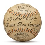 New York Yankees | 1931 New York Yankees Autographed Baseball, signed by 10 Hall of Famers, from the Copeland Collection