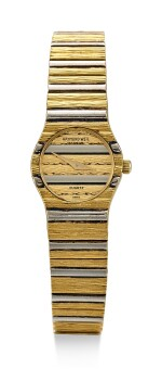 RAYMOND WEIL | REFERENCE 8022, A GOLD PLATED WRISTWATCH WITH BRACELET, CIRCA 2000
