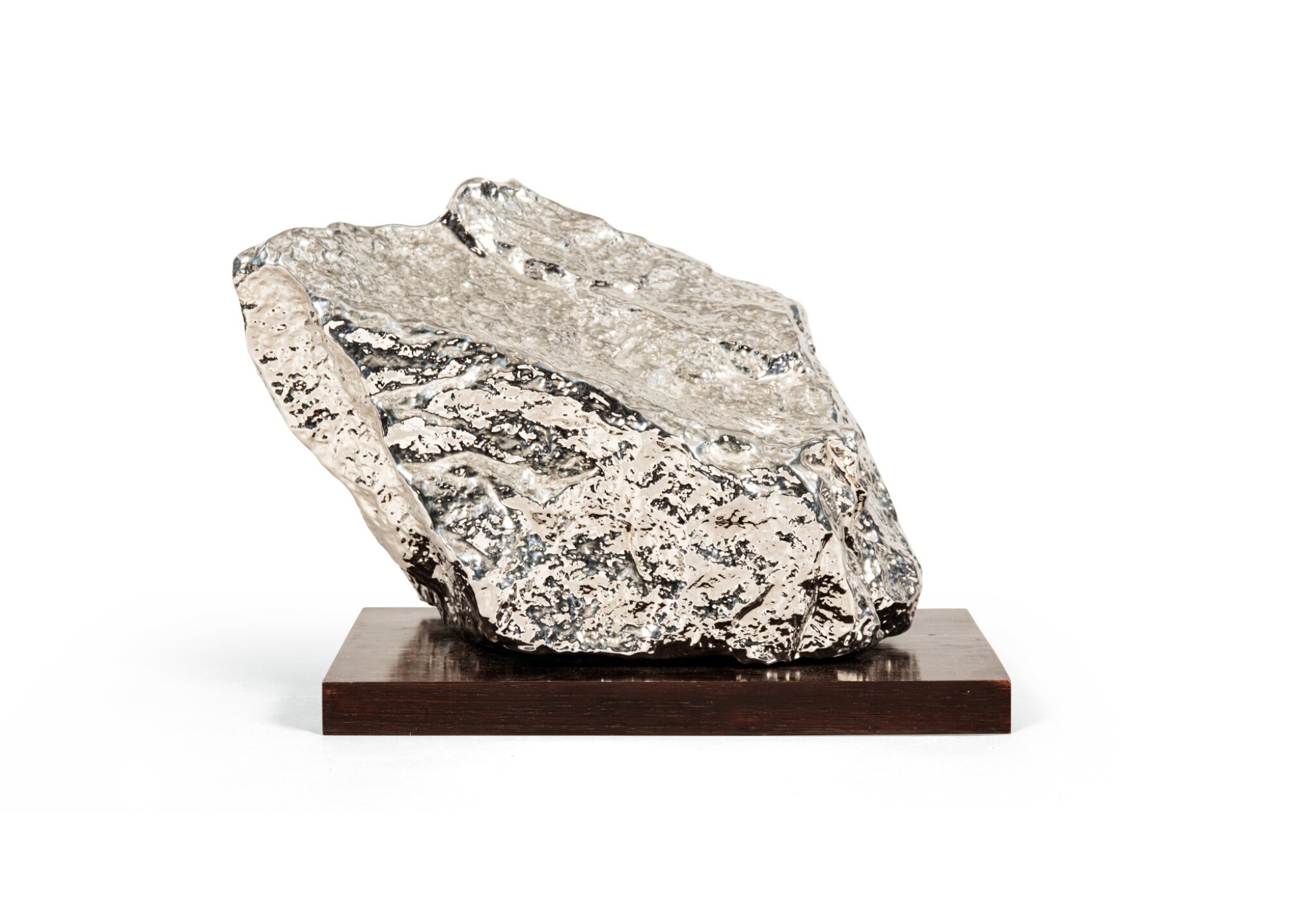 View 1 of Lot 124. Artificial rock        .