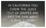 California Grape Skins