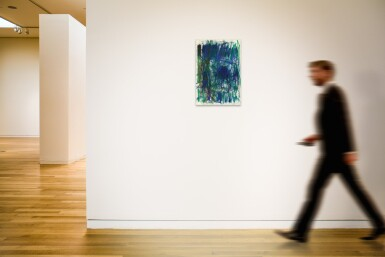 View 3. Thumbnail of Lot 10. JOAN MITCHELL |  UNTITLED.