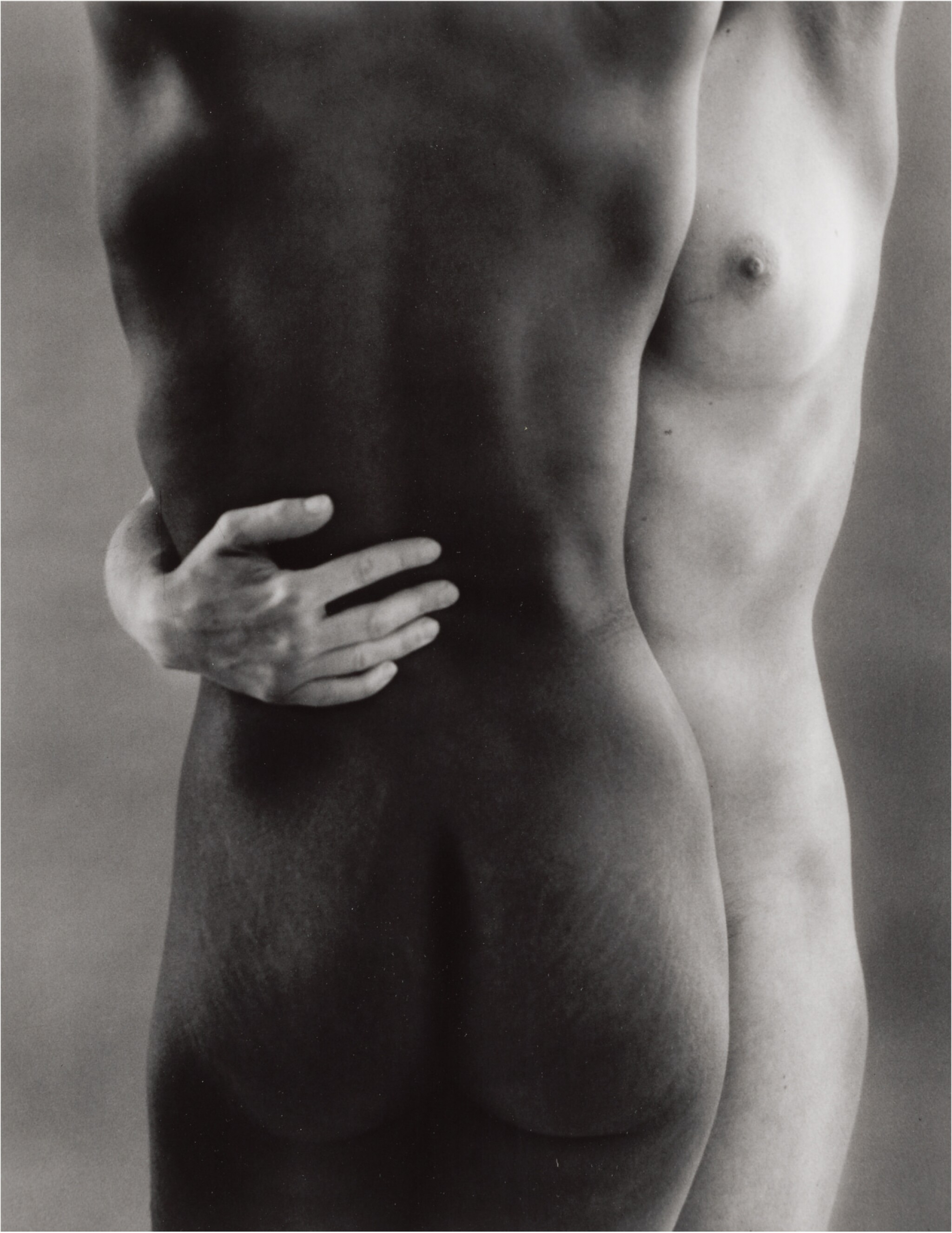 View full screen - View 1 of Lot 51. RUTH BERNHARD | 'TWO FORMS'.