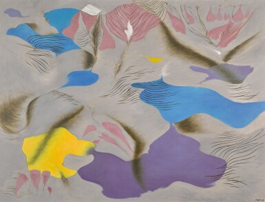 HERBERT BAYER | MIRAGE IN THE MOUNTAINS