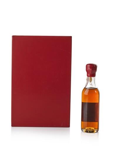 View 2. Thumbnail of Lot 110. La Fontaine De La Pouyade Grand Champagne Premier Cru Cognac Miniature K315 40.0 abv NV .