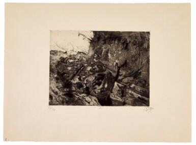 View 16. Thumbnail of Lot 19. Der Krieg (K. 70 - 119).