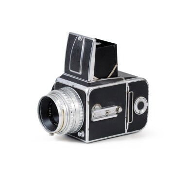 View 3. Thumbnail of Lot 17. Hasselblad Camera of Paolo Roversi.