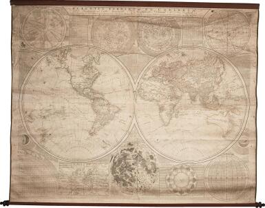 Dunn, Scientia Terrarum Et Coelorum: or the Heavens and Earth Astronomically and Geographically Delineated and Display'd