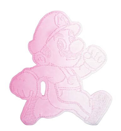 DANIEL ARSHAM  |  SUPER MARIO BROTHERS PATCH (PINK)