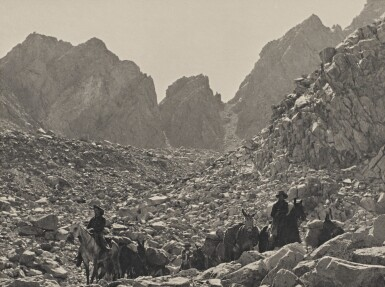 View 7. Thumbnail of Lot 47. The Sierra Club Outing, 1930.