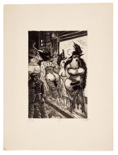 View 33. Thumbnail of Lot 19. Der Krieg (K. 70 - 119).