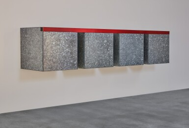 View 1. Thumbnail of Lot 14. DONALD JUDD | UNTITLED .