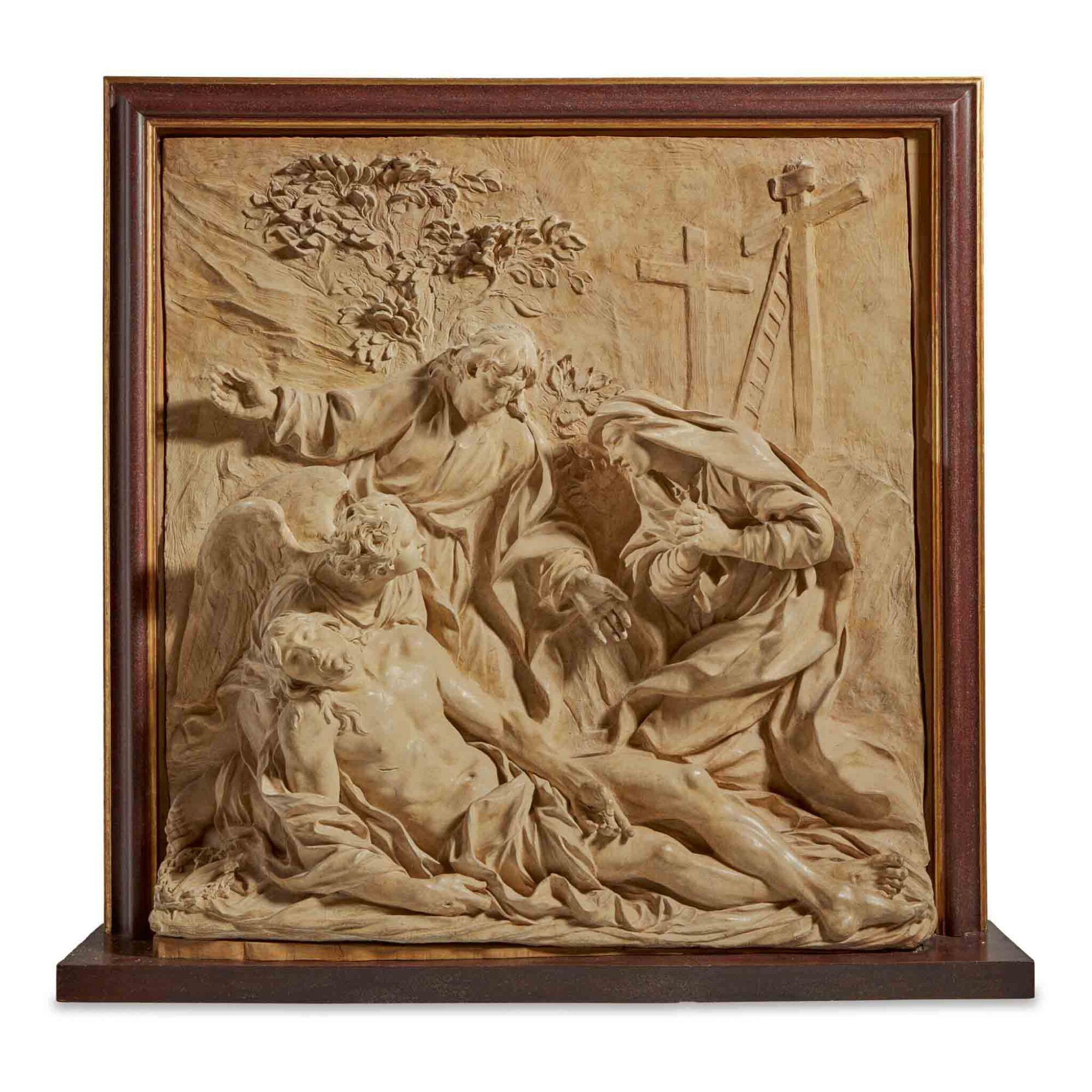 View full screen - View 1 of Lot 146. The Lamentation           .