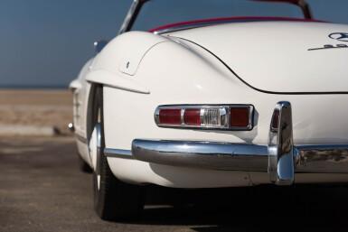 View 45. Thumbnail of Lot 65. 1960 Mercedes-Benz 300SL Roadster.