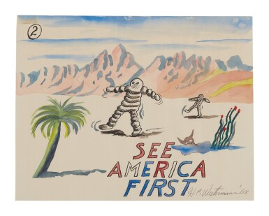 H. C. WESTERMANN | SEE AMERICA FIRST